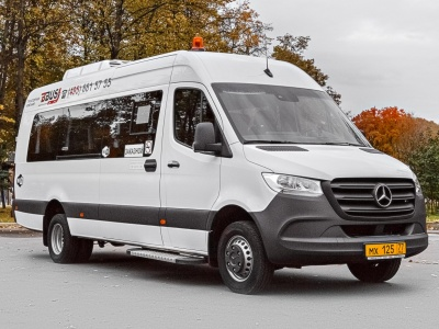 MB Sprinter NEW 2019