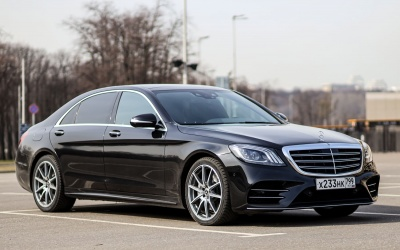 Mercedes-Benz S-222 NEW